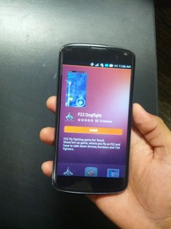 First Run - Ubuntu Touch on a Nexus 4